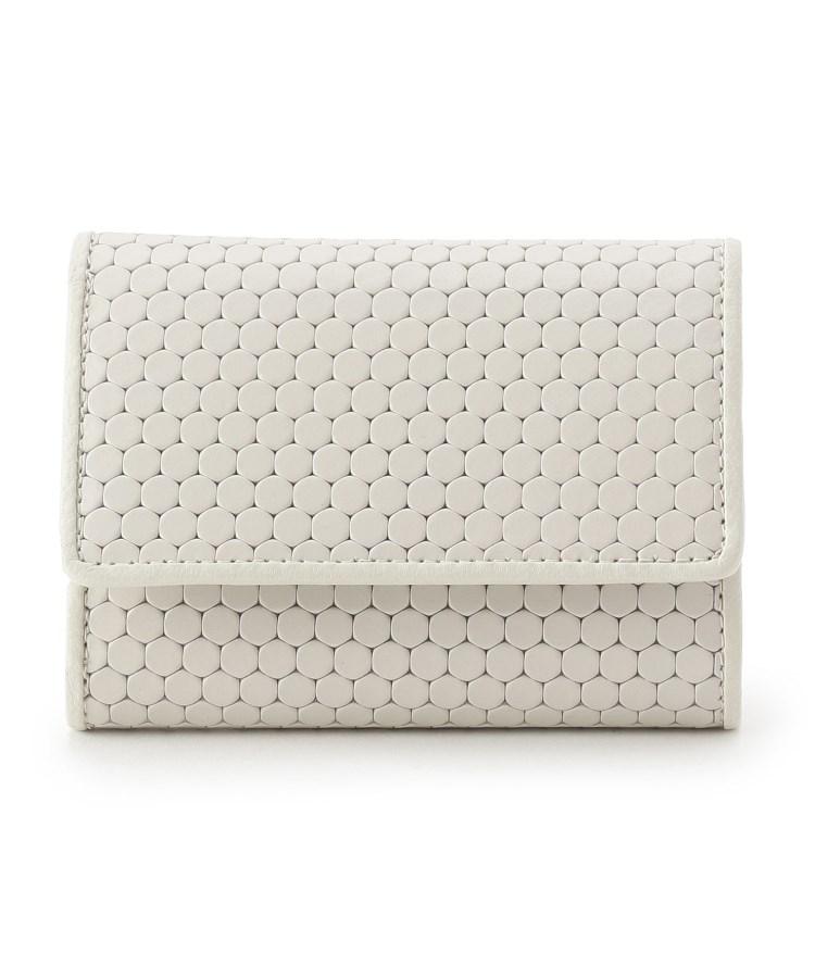 HIROKO HAYASHI(ヒロコ ハヤシ)CARDINALE(カルディナーレ)ミニ三つ折財布