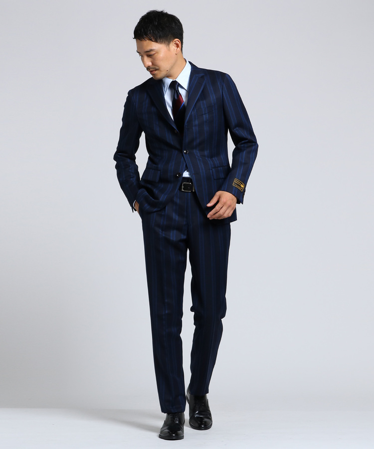 TAKEO KIKUCHI(タケオキクチ)ウィリアムハルステッド3Bスーツ[ メンズ スーツ ]