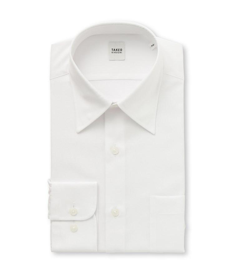 TAKEO KIKUCHI(タケオキクチ)100/2ブロードシャツ