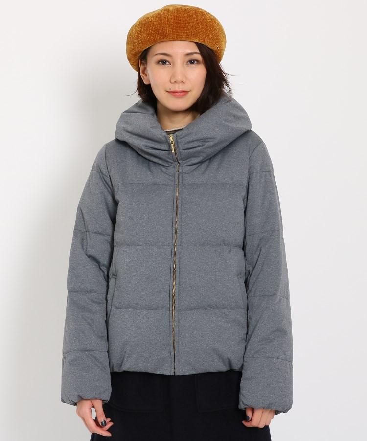 AG by aquagirl(エージー バイ アクアガール)【Lサイズあり】ストレッチファイバーダウンライクジャケット