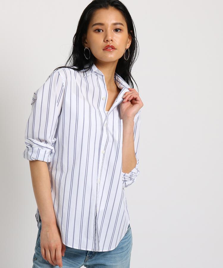 JET(ジェット)【洗える】コットンベーシックシャツ