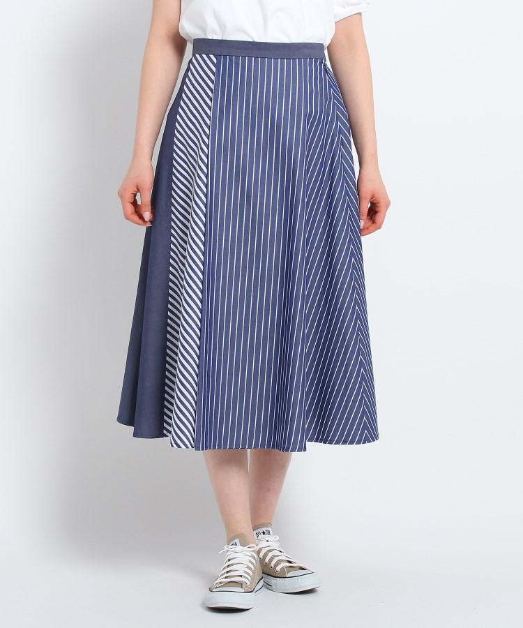 Dessin(Ladies)(デッサン(レディース))アイコニックストライプスカート