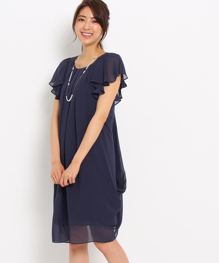 INDIVI COLOR DRESS(インディヴィ カラードレス)EMOTIONALL DRESSES 5アレンジワンピース