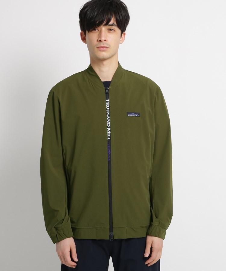 Dessin(Men)(デッサン(メンズ))THOUSAND MILE CARLSBADジャケット