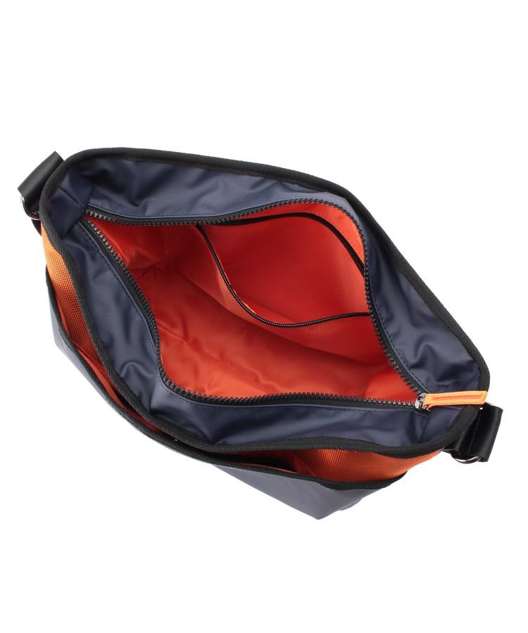 TAKEO_KIKUCHI(タケオキクチ)通販|【WEB限定】撥水ターポリンショルダーバッグ