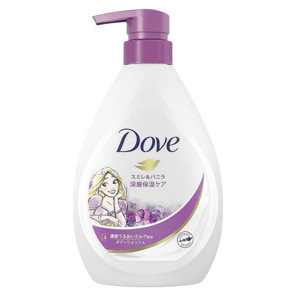 最短当日発送 送料無料 ユニリーバJCM Unilever 公式通販 Dove 限定デザイン 500g 新作からSALEアイテム等お得な商品満載 ボディウォッシュ スミレバニラ ポンプ