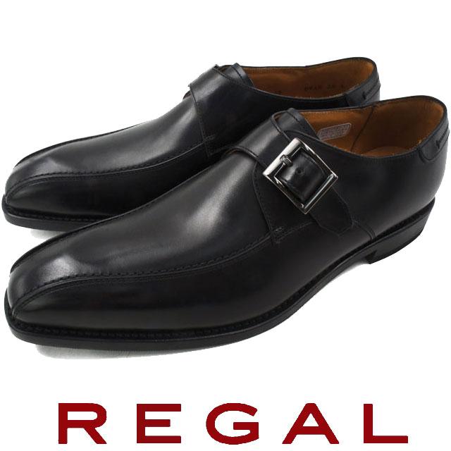 【送料無料】(一部地域除く)リーガル04AR BD REGAL メンズ フォーマル スワールモンク ビジネスシューズ ビジネス evid