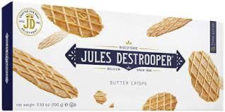 噛むほどにバターが口中に広がります ジュールス 商店 デストルーパー 格安 クリスプ バター