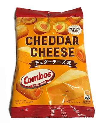 チェダーチーズが入ったアメリカのクラッカー菓子 新作 人気 コンボス お見舞い クラッカー38g×12個