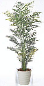 【送料無料・ポイント10倍】《アートグリーン》《人工観葉植物》光触媒 光の楽園 トロピカルアレカパーム1.8