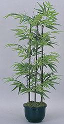 【送料無料・ポイント10倍】《アートグリーン》《人工観葉植物》光触媒 光の楽園 光の楽園 黒竹 1.2