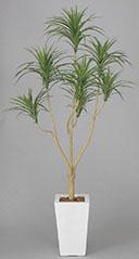 【送料無料・ポイント10倍】《アートグリーン》《人工観葉植物》光触媒 光の楽園 ユッカ 1.75