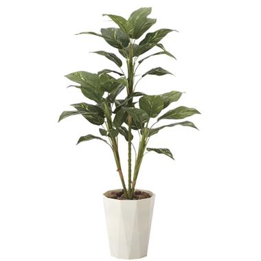 【送料無料・ポイント10倍】《アートグリーン》《人工観葉植物》光触媒 光の楽園 フィロ90