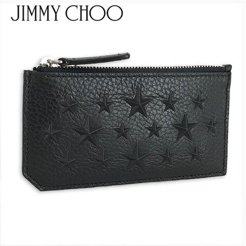 【2019春夏新作】 ジミーチュウ/JIMMY CHOO メンズカードケース CASEY EMG (ブラック/BLACK) カードホルダー/カード入れ/小物/プレゼント/誕生日/パーティー/バレンタイン/父の日/クリスマス/ユニセックス/男女兼用
