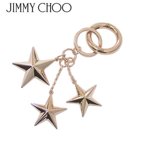 【2020春夏新作】 ジミーチュウ/JIMMY CHOO キーチャーム MINTY MTL (ROSE GOLD/ローズゴールド) キーリング/メタルスター/小物/プレゼント/誕生日/パーティー/バレンタイン/父の日/クリスマス/レディース/SL