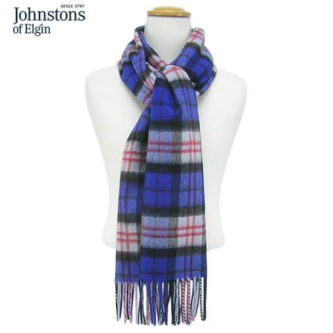 ジョンストンズ Johnstons レディース カシミア100% マフラー スコットランド直輸入価格 送料無料 WA000016 最安値 KU0105 MACFADYEN 小物 WA000056 WA16 WA57 カシミヤ チェック柄 ユニセックス 国産品 WA56 WA000057 SL