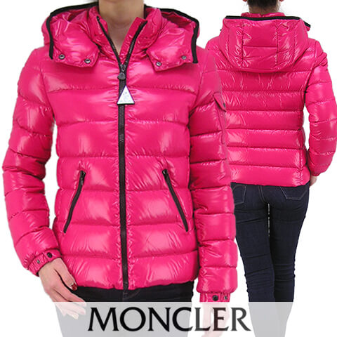 4f0de9ce0 Monk rail /MONCLER Jr Lady's down jacket BADY 4682705 68950 (フーシャピンク: 562)  Buddy / Buddy / down / outer / youth line / sale product