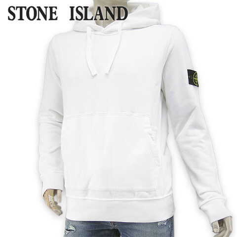 YUNY Mens Simple Hooded Outwear Plaid Big Pocket Pullover Tracksuit Top Off-White 2XL