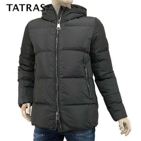 タトラス/TATRAS メンズ ダウンジャケット MTK20A4199 CONGO (C.GRAY/チャコールグレー/18) コンゴ/ダウン/アウター/SL【プレミアムSTOCK-19AW】