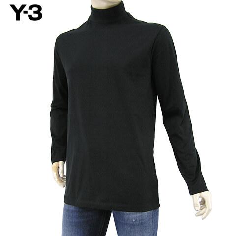 ワイスリー Y-3 メンズ 購買 長袖Tシャツ イタリア直輸入価格 送料無料 2020-21秋冬新作 M CL MN LS TEE GK4497 ロンT 大きいサイズ-t カットソー adidas Yamamoto モックネック 人気の製品 Yohji BLACK ブラック