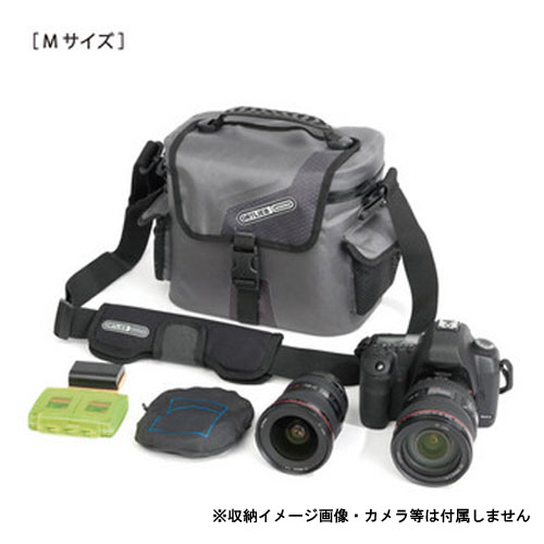 【現品特価】オルトリーブ デジショット Mサイズ カメラバッグ(P9010) 【自転車】【バッグ】【オルトリーブ】