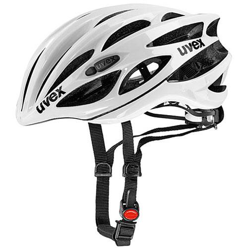 ウベックス RACE1 ヘルメット ホワイト 【自転車】【ヘルメット・アイウェア】【ヘルメット(大人用)】【ウベックス】