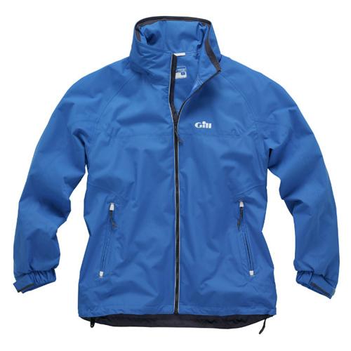 ギル Inshore Sport レインジャケット Blue/Graph 【自転車】【ウェア】【レインウェア】【ギル】