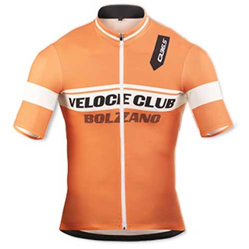 Q36.5 ショートスリーブ ジャージ Veloce Club ボルツァーノ【自転車】【ウェア】【ショートスリーブウェア】【Q36.5】