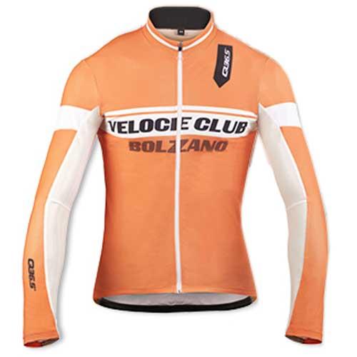 Q36.5 ロングスリーブ ジャージ Veloce Club ボルツァーノ【自転車】【ウェア】【ロングスリーブウェア】【Q36.5】