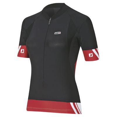 【SALE】ルイガノ W'S MONDO JERSEY ブラックジンジャー (3E7) 【自転車】【ウェア】【レディースウェア】