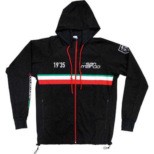 【WC在庫処分】サンマルコ イタリアン ジャケット ブラック セラ Selle San Marco