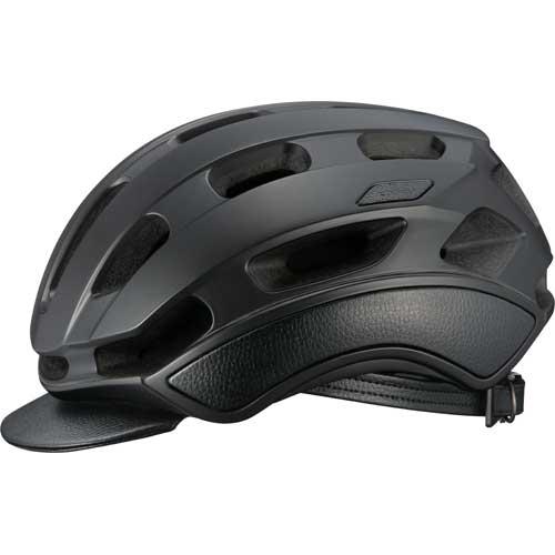 OGK KOOFU(コーフー) BCオーロ マットブラック ヘルメット