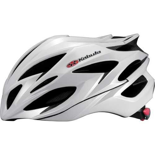 OGKカブト ステアーX ホワイト ヘルメット