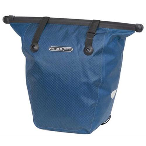 オルトリーブ バイクショッパー(F7415) スチールブルー サイドバッグ