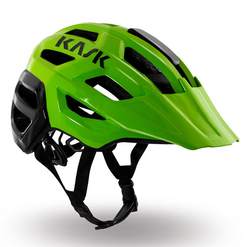 KASK REX ライム ヘルメット