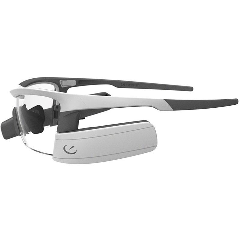 Recon Jet ホワイト GPS カメラ ブルートゥース 対応 スマートアイウェア