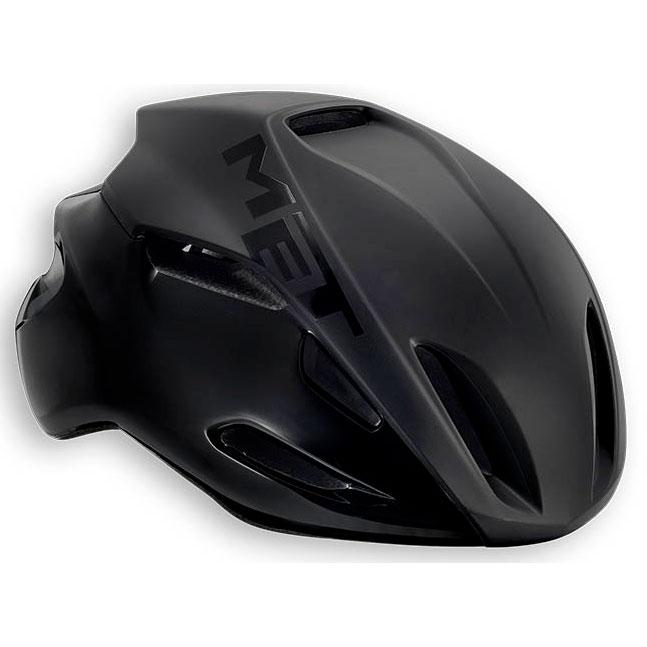 メット マンタ HES ブラック ヘルメット