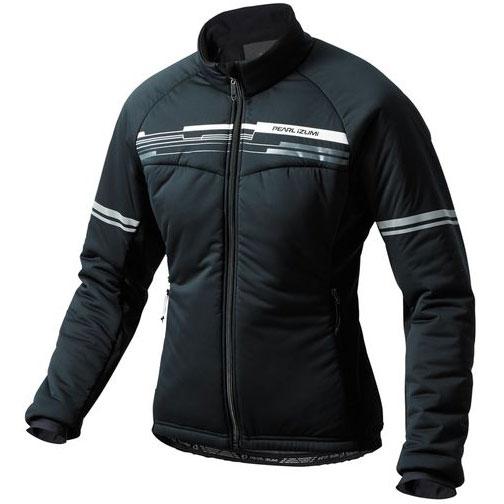 パールイズミ 【W7900-BL】ストレッチ インサレーションジャケット(0℃対応) 7.ブラック レディース