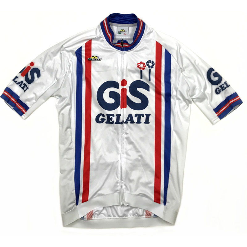 GSG GIS Gelati Jersey ホワイト