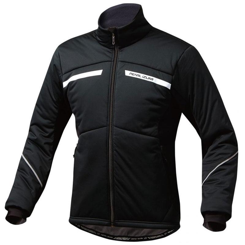 パールイズミ 【3900-BL】ストレッチ インサレーションジャケット(0℃対応) 8.ブラック