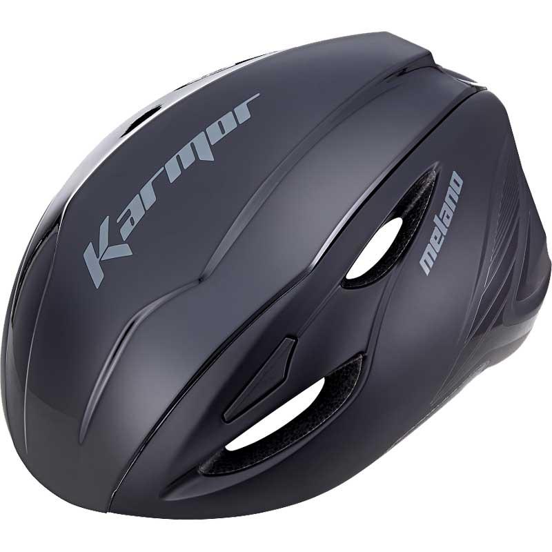 【現品特価】カーマー MELANO(メラノ) ブラック ヘルメット Boaシステム搭載 Karmor