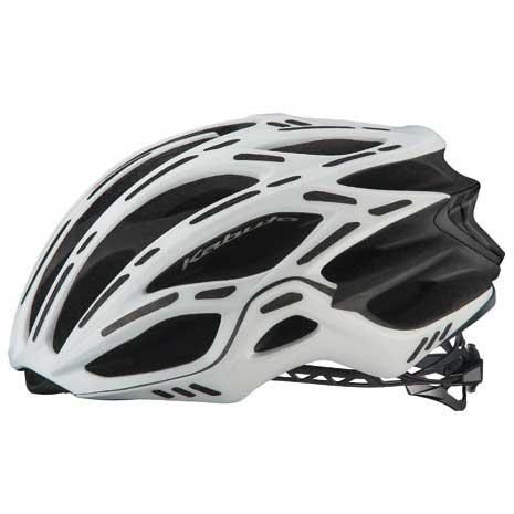 OGKカブト フレアー マットホワイト ヘルメット
