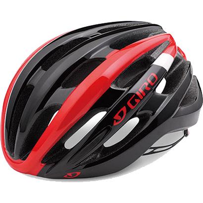 ジロ FORAY ブライトレッド/ブラック ヘルメット