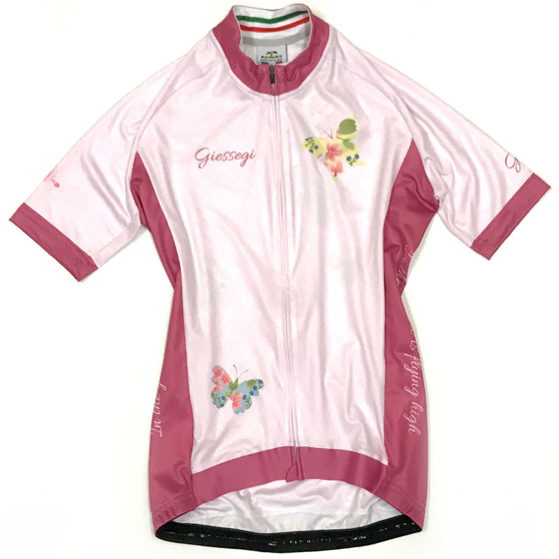 GSG Butterfly Lady Jersey ピンク