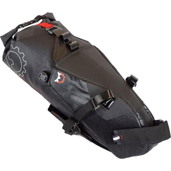 レベレイトデザイン テラピン 8L サドルバッグ ブラック