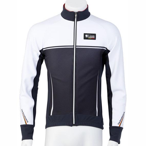リオン・ド・カペルミュール コンペティションジャケット ハウライトホワイト