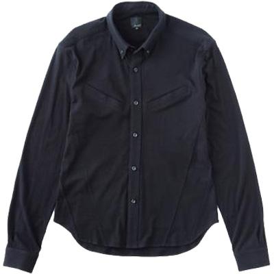 レリック カットソーシャツ ブラック
