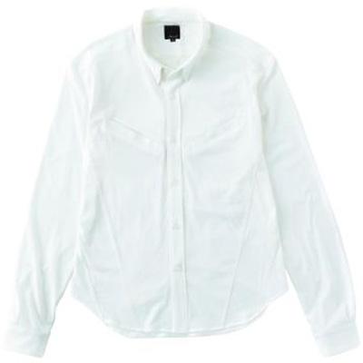 レリック カットソーシャツ ホワイト