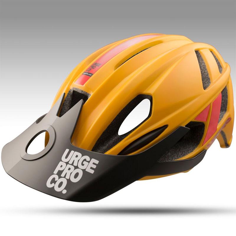 アージュ TRAILHEAD(トレイルヘッド) オレンジ ヘルメット