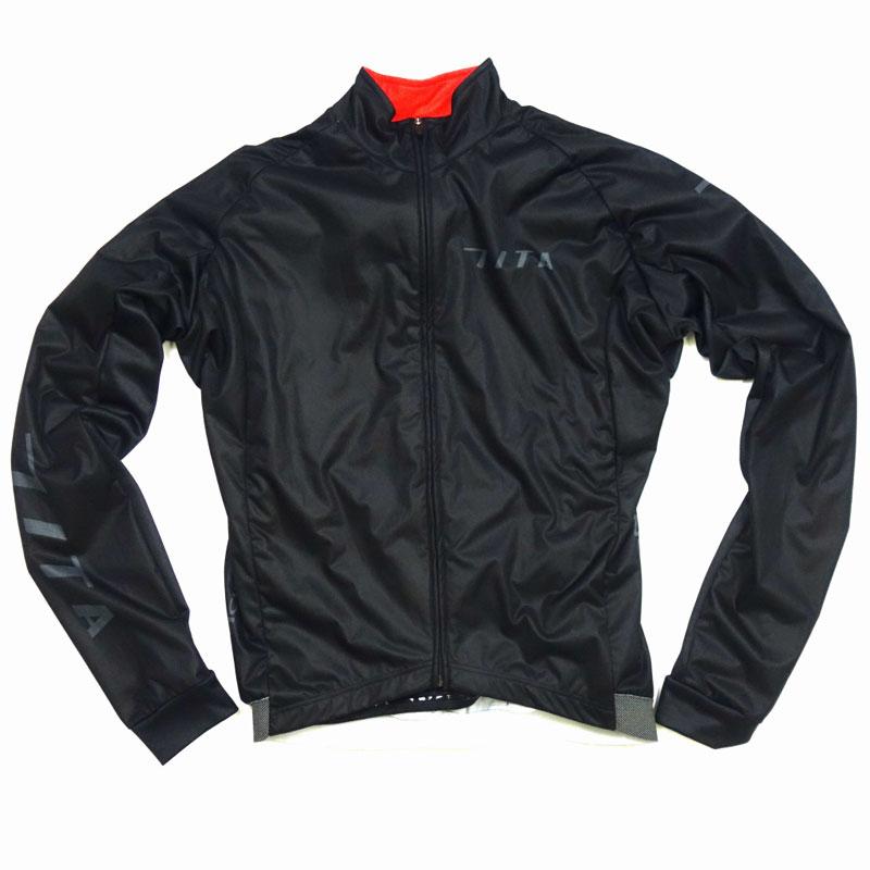 セブンイタリア Simple Wind Jacket ブラック